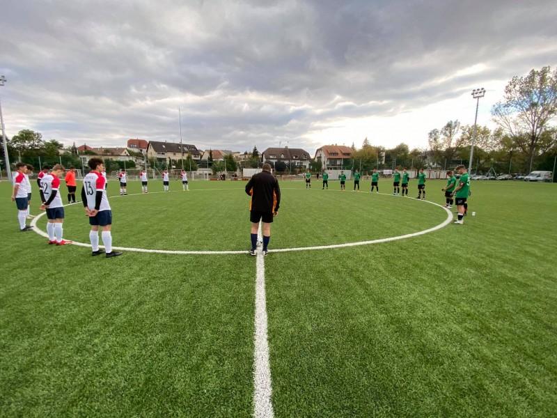 Könnyed U19-es siker a Palota ellen