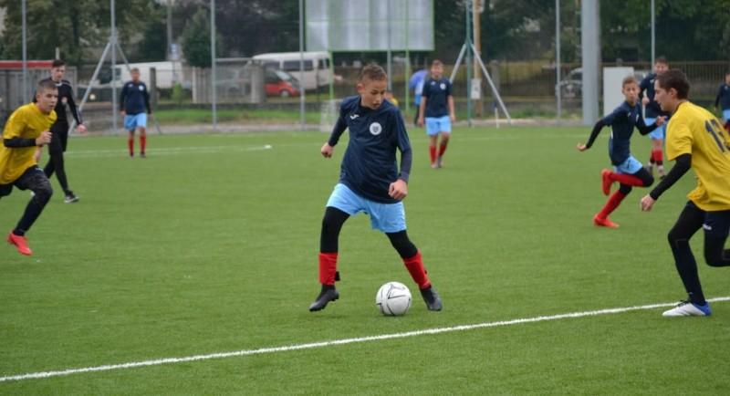 Jó meccset játszott az U15 a Grunddal