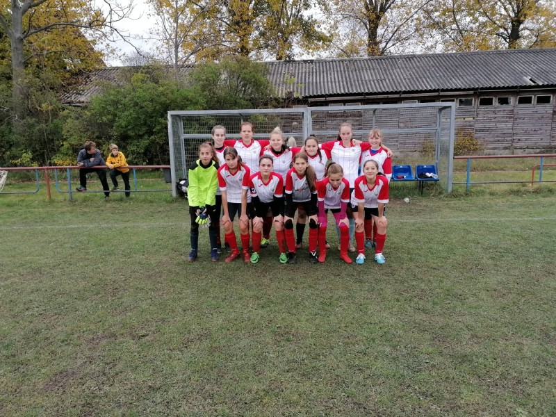 Legyőzte a Csepel FC-t U16-os leány csapatunk