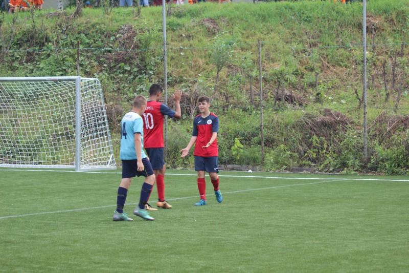 4-1-re győzött az U19