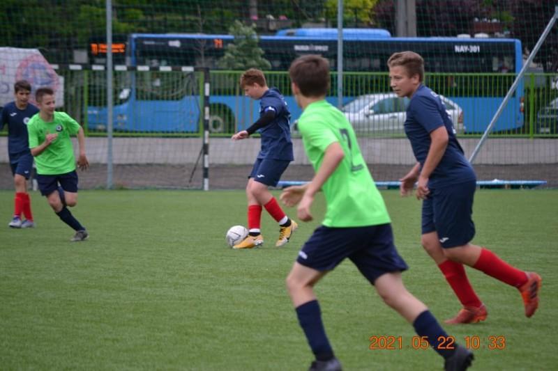 Újabb U15-ös meccs a Gerrzo ellen