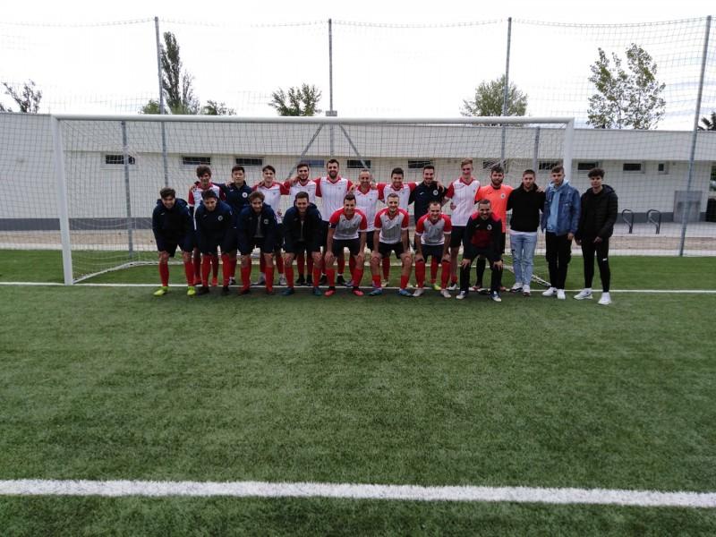 2-1-re nyert felnőtt csapatunk