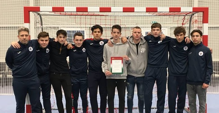Bravúrosan szerepelt az U16-os csapatunk!